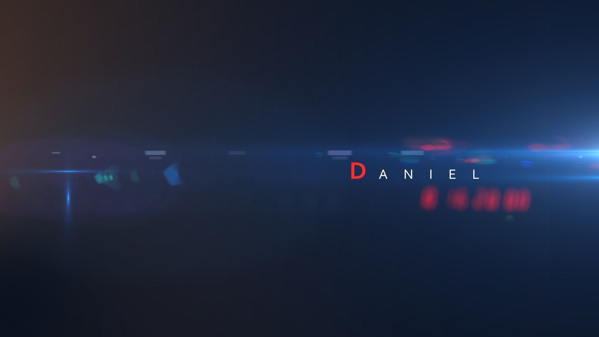 Daniel, gardien de la paix au Commissariat A - policier : découvrir le personnage