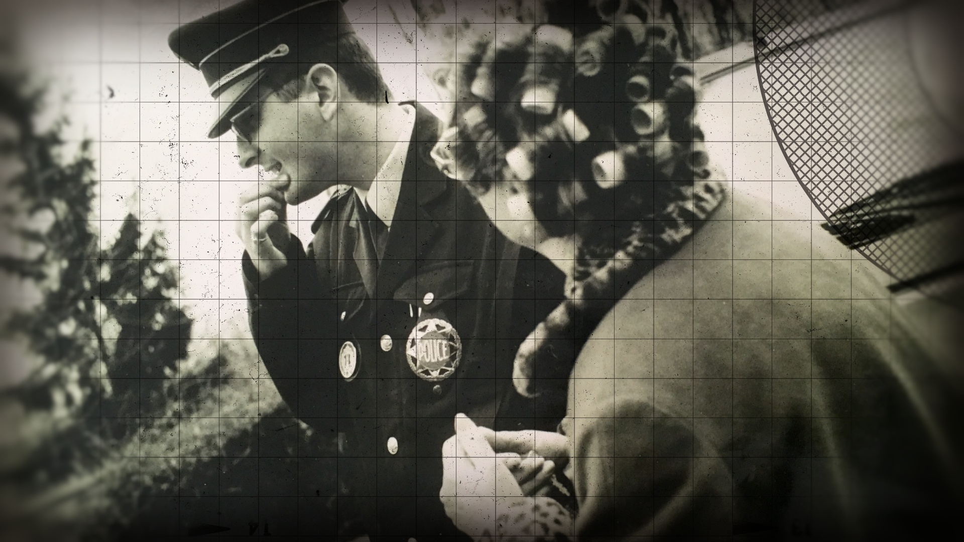 La Première Ligne - 7 personnages, 1 commissariat, 20 ans de vie de flic. La première série sur les gardien de la paix